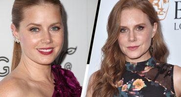 """¿Es o no es? Esta actriz confundió al internet al """"parecerse"""" a Amy Adams"""