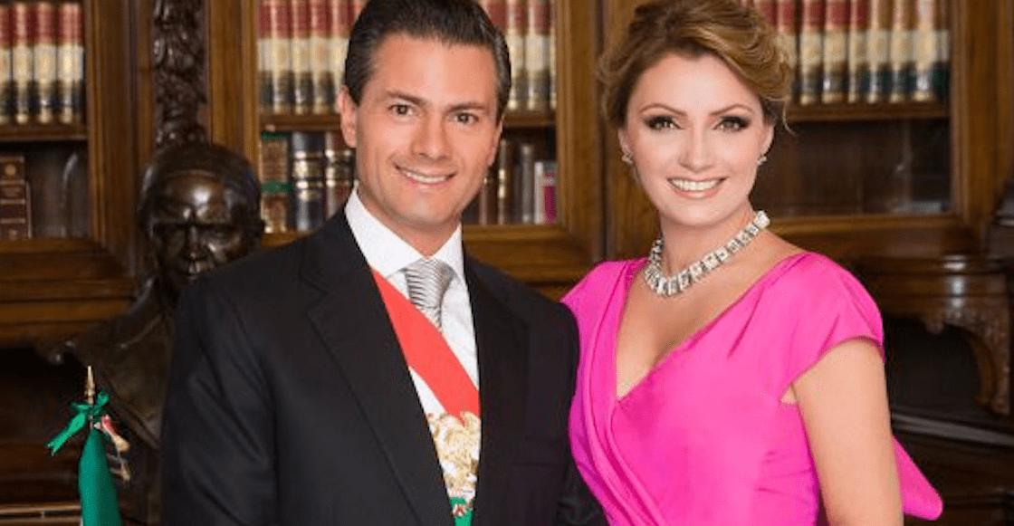Angélica Rivera y EPN: sensibilidad con el arte nivel 'te casaste con una actriz'