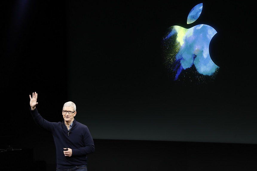 Tim Cook - Evento de Apple
