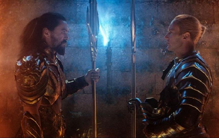 Este tráiler de Aquaman anuncia que llegará una gran batalla