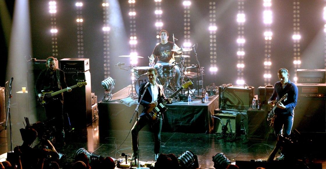Arctic Monkeys toca
