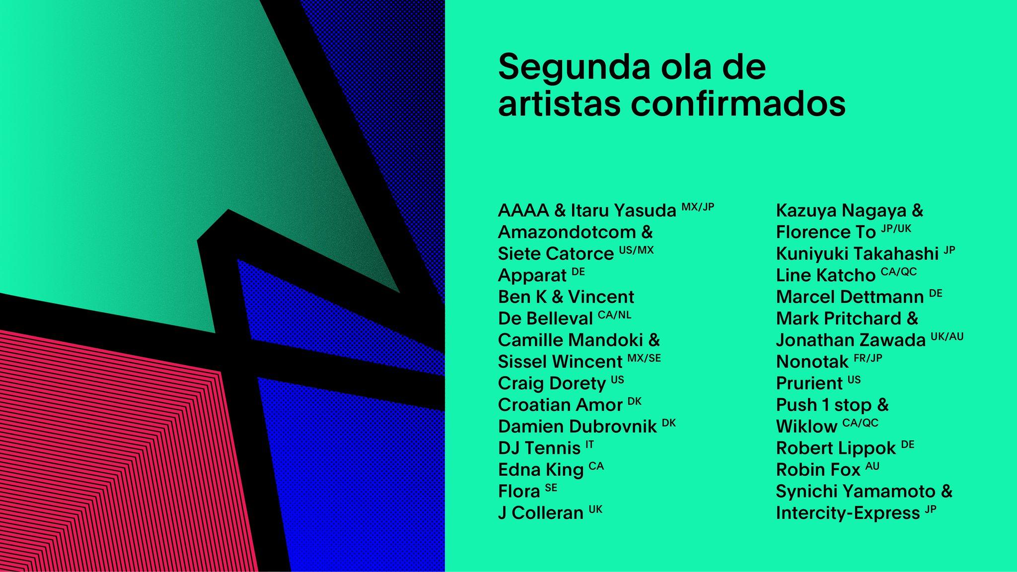 ¡Apparat regresa a México para celebrar los 15 años de MUTEK MX!