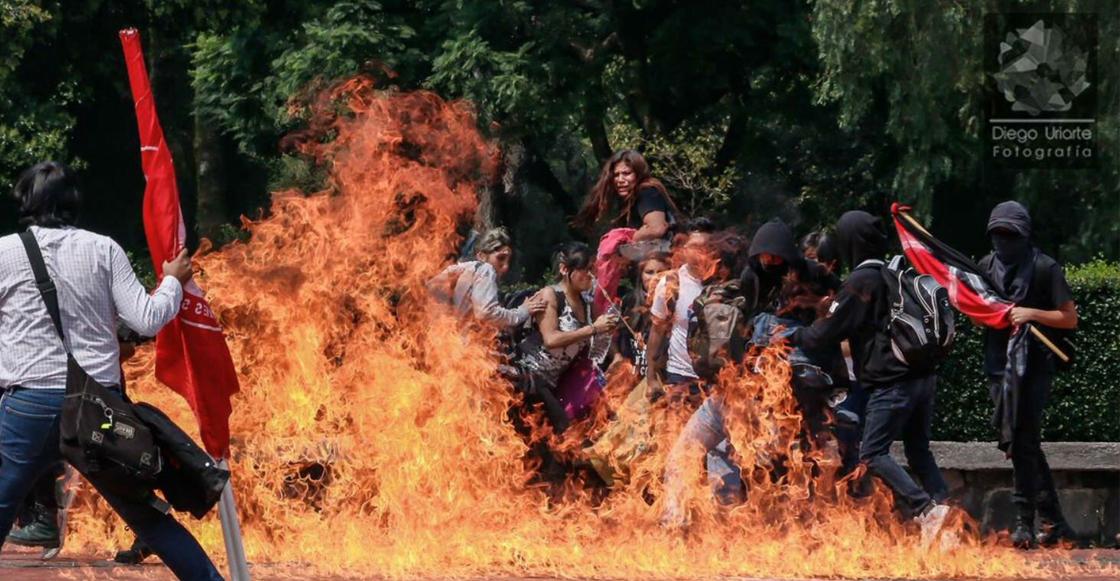 Paros, marchas y ataques: ¿Qué está pasando en la UNAM?