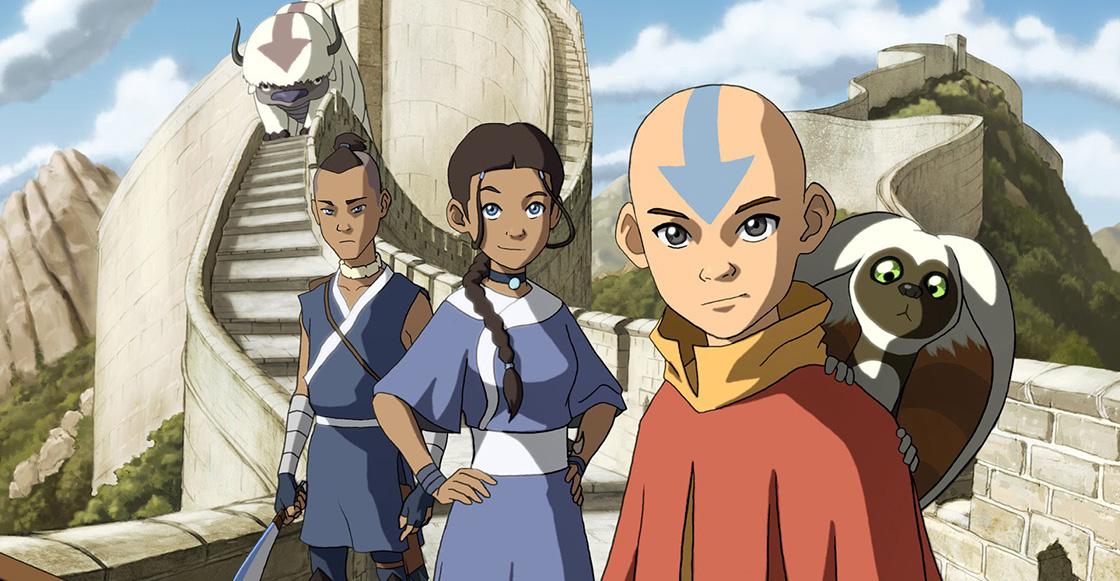 ¡Gracias, Netflix! Habrá una serie live action de 'Avatar: The Last Airbender'