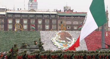Fotos y transmisión para revivir el Desfile Militar del 16 de septiembre