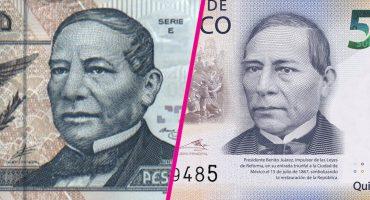 Se veía venir: Ya confundieron un billete de 500 con uno de 20 pesos