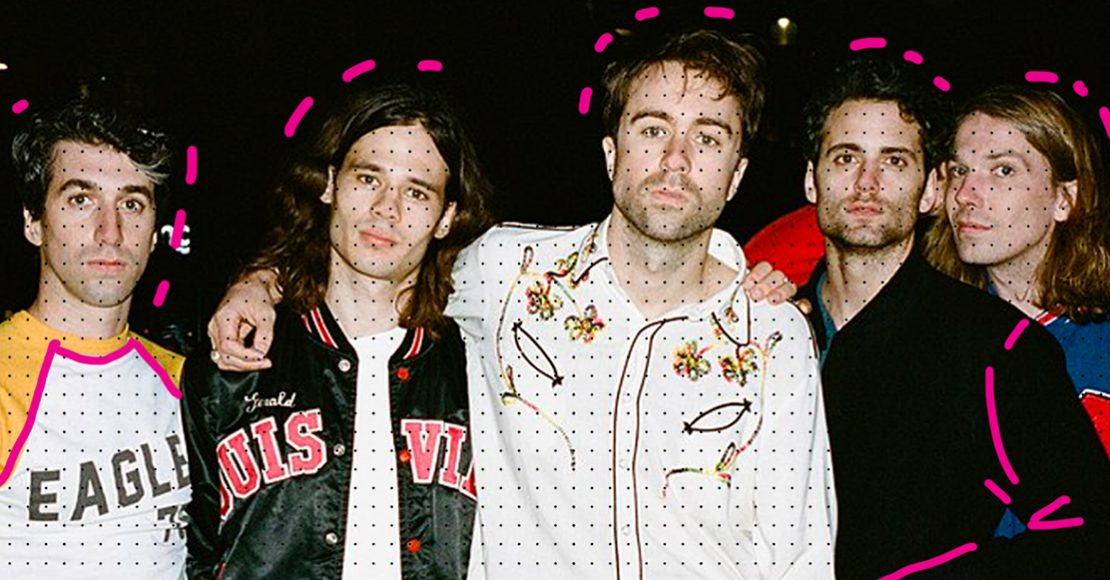 It's alright if you wanna come back ¡Gana boletos para The Vaccines!