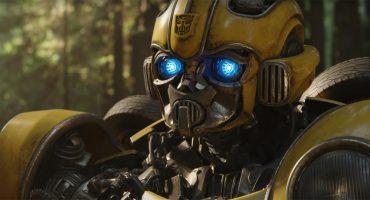 ¿El regreso a los Transformers G1? Checa el tráiler de 'Bumblebee'