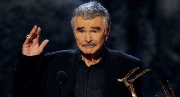 ¡Adiós a un grande! Murió el actor Burt Reynolds a los 82 años