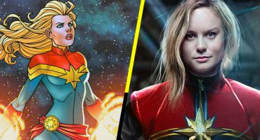 18 cosas que necesitas saber de Carol Danvers y Captain Marvel