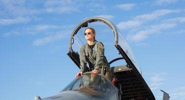 Salen las primeras imágenes de Brie Larson como 'Captain Marvel'