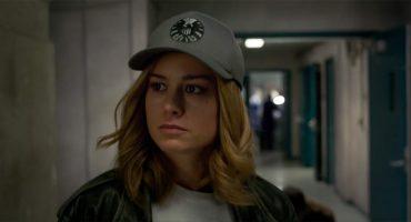 Girl power! Marvel revela el primer tráiler de 'Captain Marvel' con Brie Larson