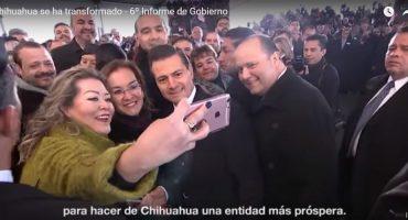 Imagen de spot, Chihuahua 6o informe de Gobierno