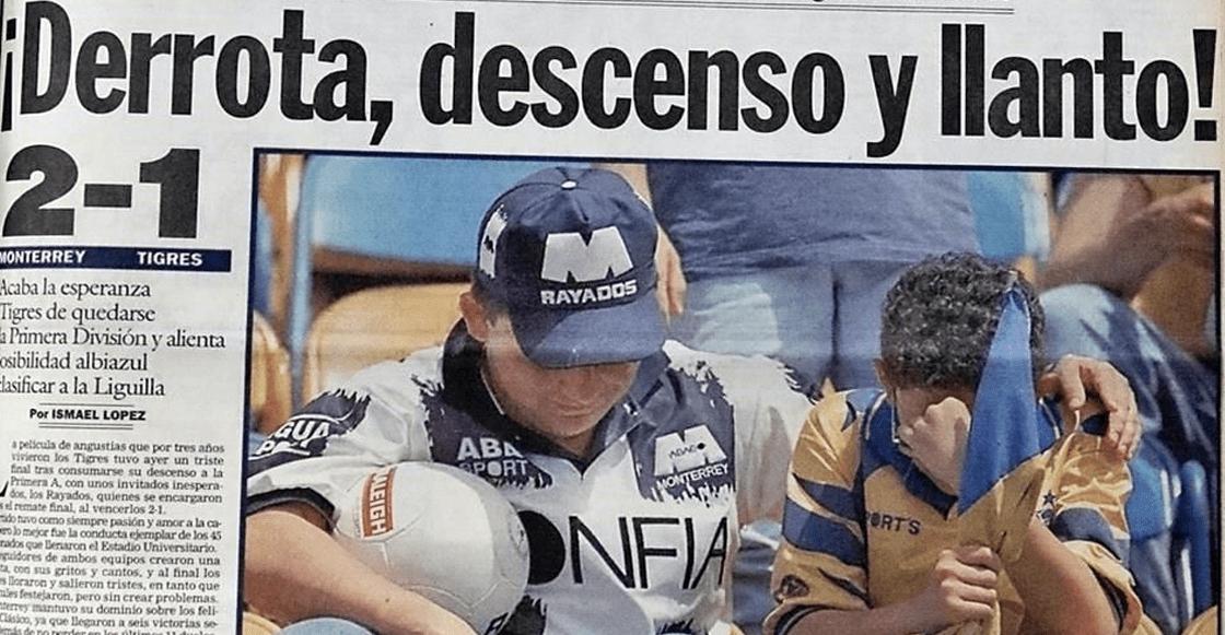 Manchan fans Clásico Regio; queda uno grave [Liga Mx]