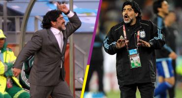 ¿Cómo le ha ido a Diego Armando Maradona como director técnico?