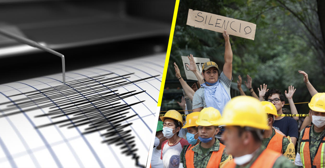 Así sonó la tierra en movimiento durante el sismo del 19-S en la Ciudad de México 😱