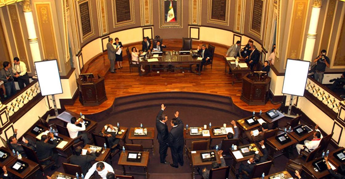 ¿Y el dinero, apá? Diputados salientes dejaron al Congreso de Puebla sin dinero