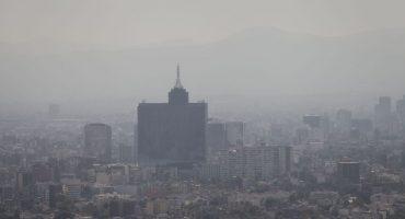 Debido a condiciones ambientales, se mantiene contingencia en Valle de México
