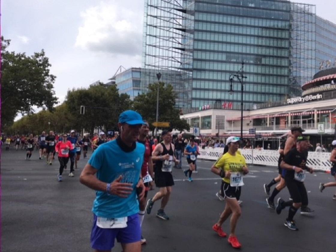 Así se vivió el Maratón de Berlin 2018
