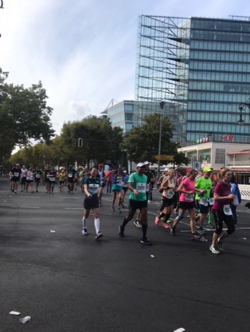 Así se vivió el Maratón de Berlín 2018
