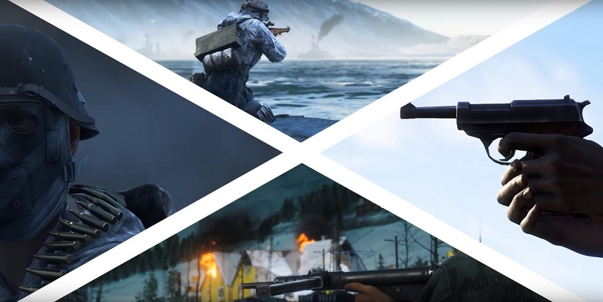 Cover de The White Stripes con sonidos de Battlefield V