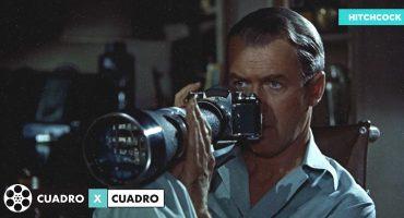 CuadroXCuadro: 'La ventana indiscreta' y la manipulación narrativa de Hitchcock