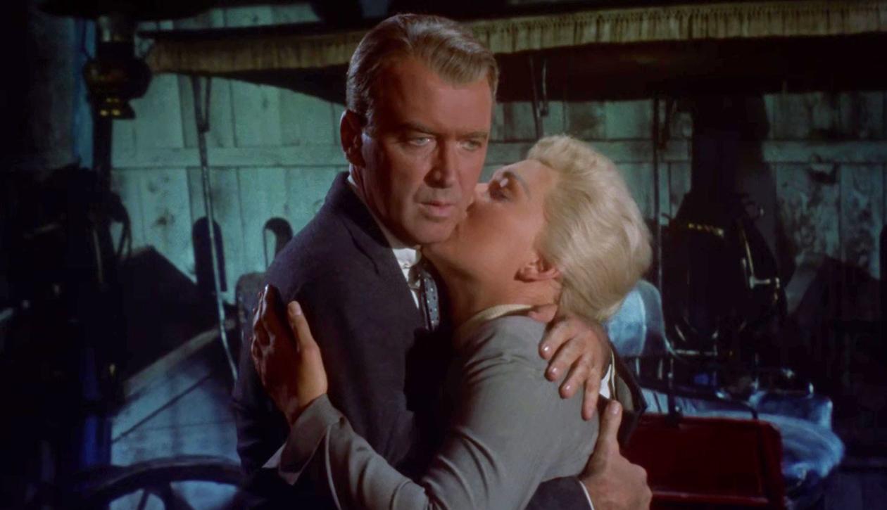 CuadroXCuadro: 'Vertigo', la película más grande y completa de Hitchcock