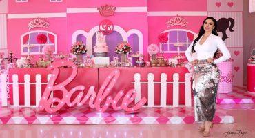 Come on Barbie, let's go party! Hijas del 'Chapo' festejan cumpleaños al estilo Barbie