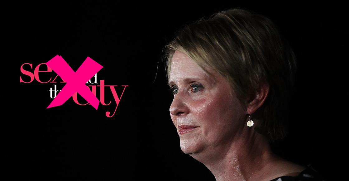Ni sexo ni ciudad: Cynthia Nixon perdió las elecciones primarias para gubernatura de NY