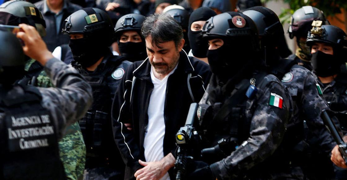 Dámaso López 'El Licenciado' se declara culpable de narcotráfico