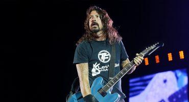 ¡Dave Grohl está subastando instrumentos de Foo Fighters!