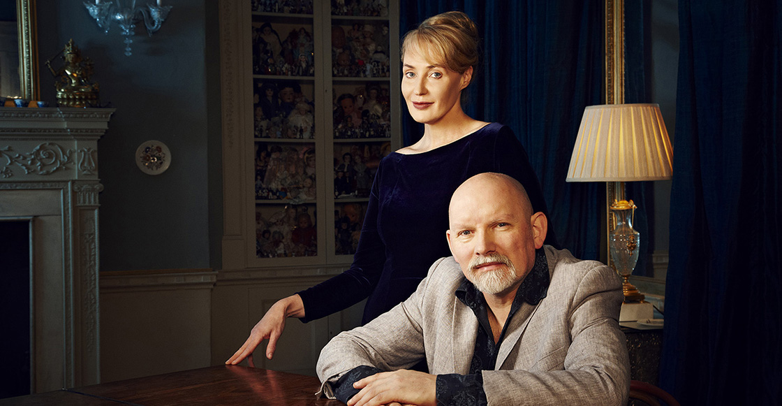 Dead Can Dance está de regreso con 'The Mountain' para el disco 'Dionysus'