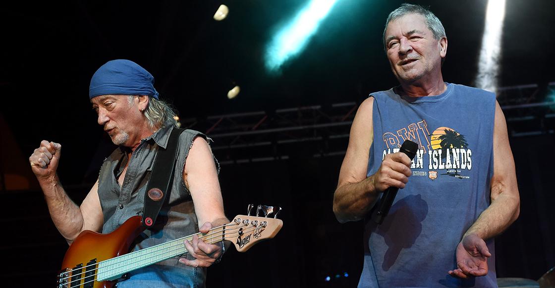 ¡Tenemos lugar y más detalles del concierto de Deep Purple en la CDMX!