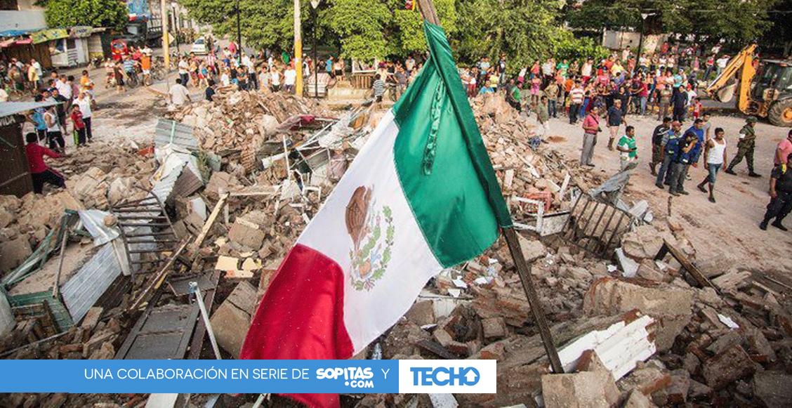 19S: A un año del sismo: Una reconstrucción a cuentagotas para México
