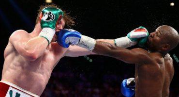 El día que el 'Canelo' Álvarez perdió el invicto contra Floyd Mayweather