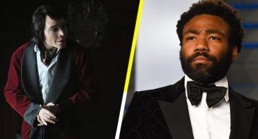 Payaso nivel: Donald Glover se disfrazó de Teddy Perkins, su personaje en Atlanta