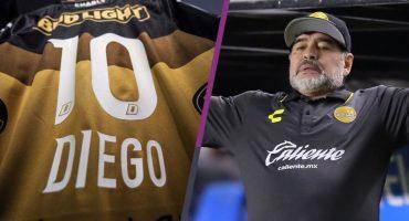 ¿Y ahora? Dorados ya no vende la playera de Maradona ni en promoción
