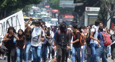 ¿Qué escuelas, colegios y facultades de la UNAM entraron en paro?