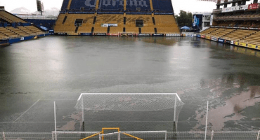 Maradona se queda sin estadio debido a las intensas lluvias en Sinaloa