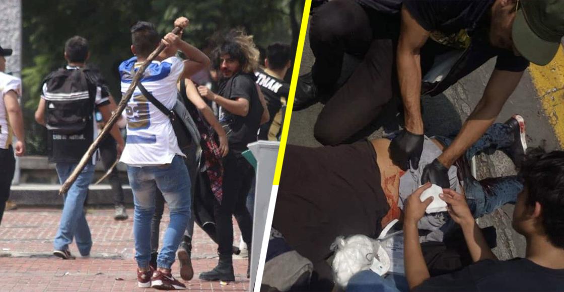 Dos estudiantes heridos por ataque en la UNAM se reportan graves