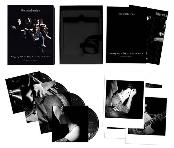 Miembros de The Cranberries anuncian que habrá nuevo disco de la banda