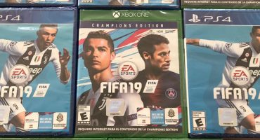 ¡Qué esperas para entrarle! Te regalamos el nuevo FIFA 19!