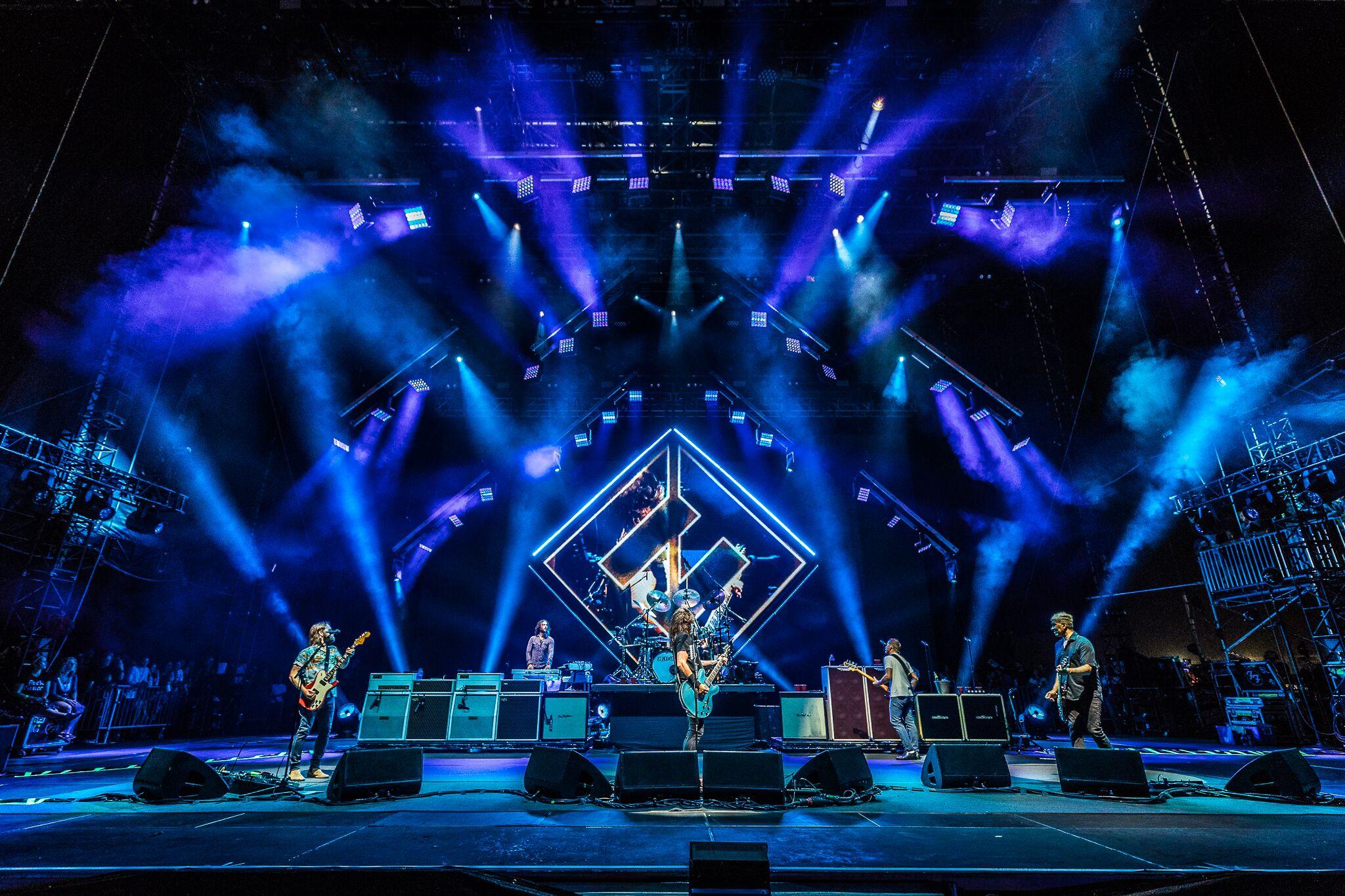 Foo Fighters en Kaboo