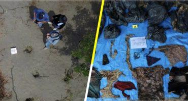 En el país del no pasa nada: Encuentran fosa clandestina con al menos 166 cuerpos en Veracruz