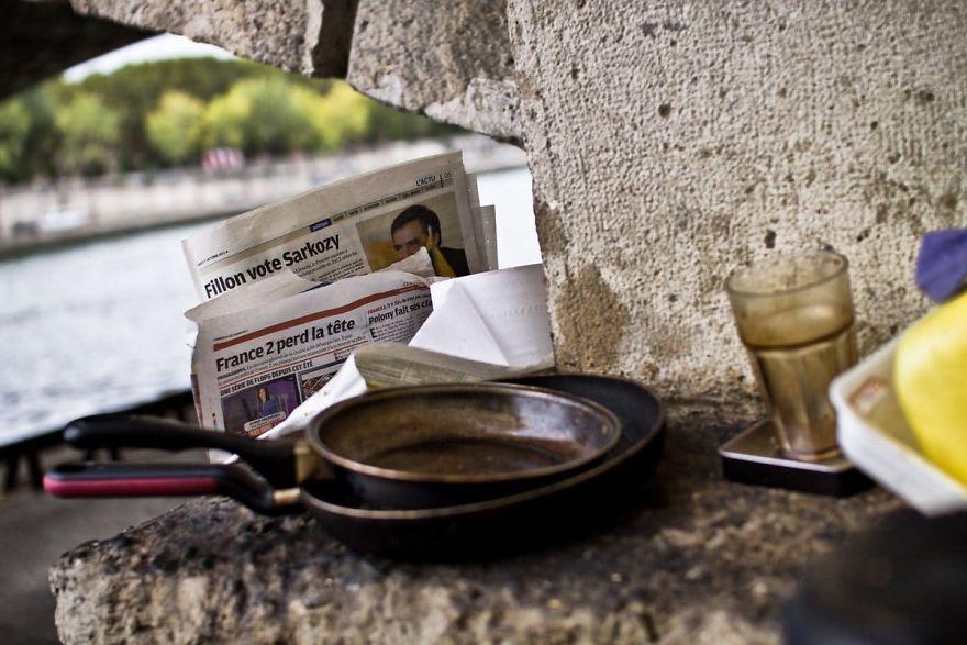 Ohlalá? Un fotógrafo nos muestra el lado no tan romántico de París