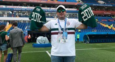 Gilberto Martínez obtiene reconocmiento luego de su trágica historia familiar