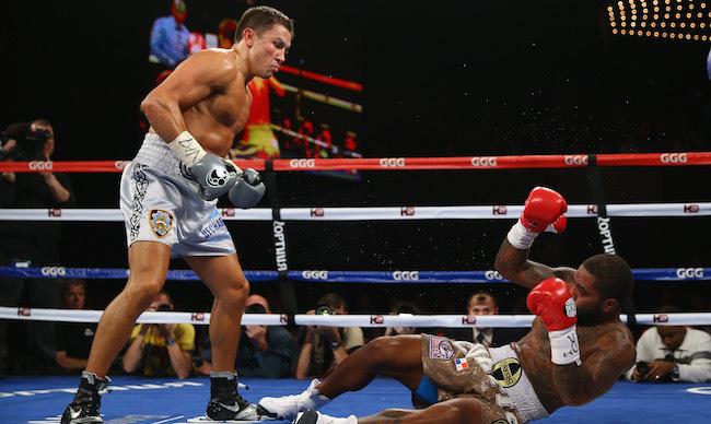 Los últimos 3 KO de Golovkin donde muestra su poder de puños