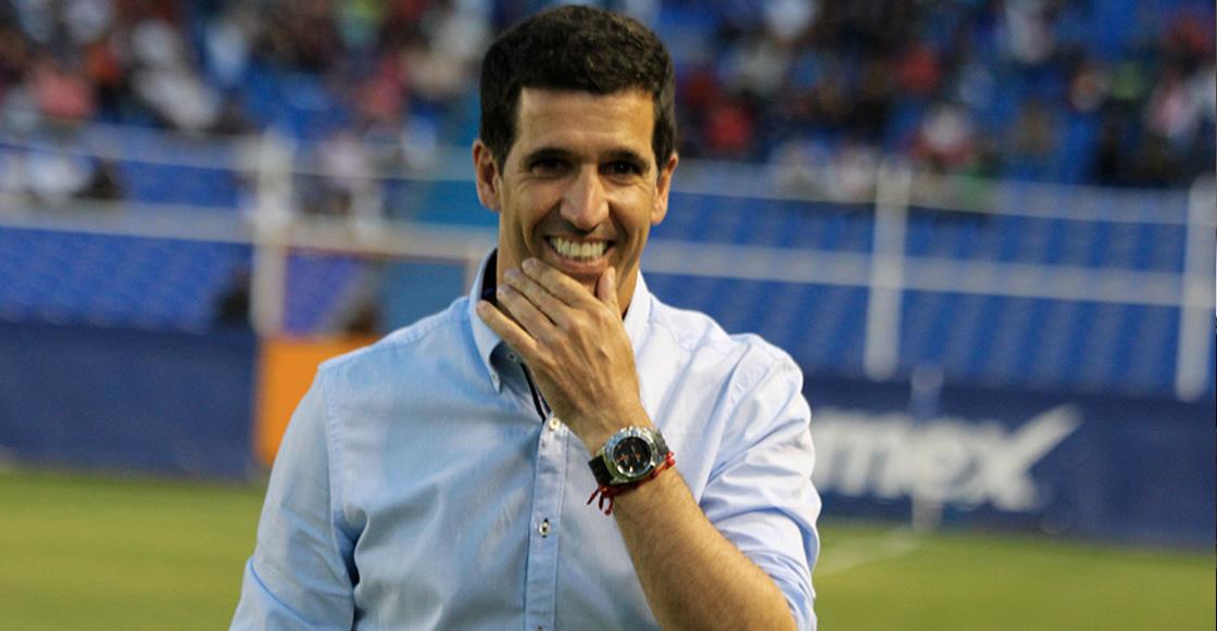 Gustavo Díaz fue cesado como técnico del León