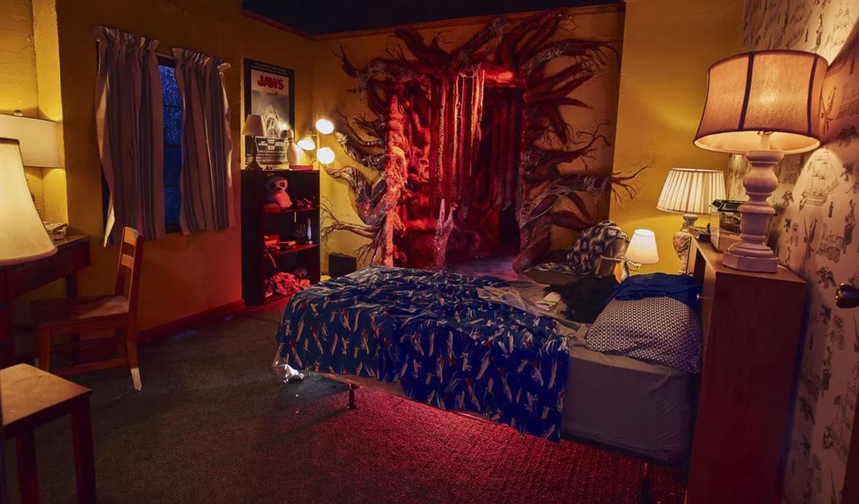 Checa qué tal lucen las 'Halloween Horror Nights' de 'Stranger Things'