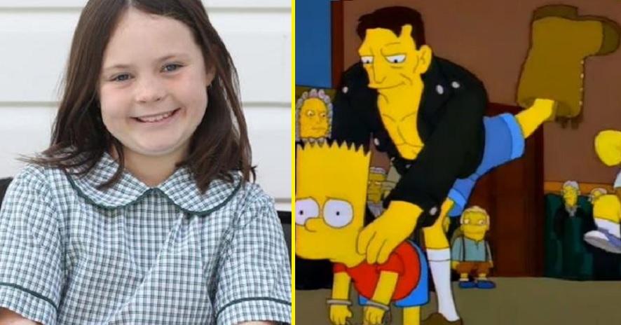 Harper Nielsen, niña de Australia protesta contra himno